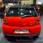 2016 DS 3 Performance rear at 2016 Geneva Motor Show