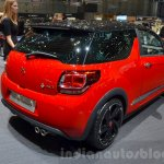 2016 DS 3 Performance rear quarter at 2016 Geneva Motor Show