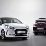 2016 DS 3 and DS 3 Cabrio