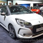 2016 DS 3 front quarter at 2016 Geneva Motor Show