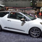 2016 DS 3 white at 2016 Geneva Motor Show