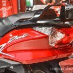 2016 Hero Duet side panel at Auto Expo 2016