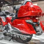 2016 Honda Goldwing panniers at Auto Expo 2016
