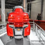 2016 Honda Goldwing rear at Auto Expo 2016