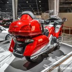 2016 Honda Goldwing tail lamp at Auto Expo 2016