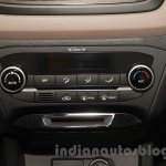 2016 Hyundai i20 auto climate control at the Auto Expo 2016