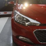 2016 Hyundai i20 headlamp showcased at Make in India event