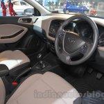2016 Hyundai i20 interior at the Auto Expo 2016