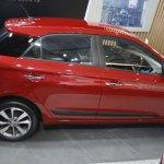 2016 Hyundai i20 side showcased at Make in India event