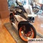 2016 KTM RC390 India launched