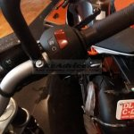2016 KTM RC390 headlight switch deleted India launched