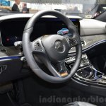 2016 Mercedes E Class (W213) interior at the Geneva Motor Show Live