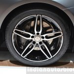 2016 Mercedes E Class (W213) rim at the Geneva Motor Show Live