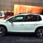 2016 Peugeot 2008 GT Line side at 2016 Geneva Motor Show