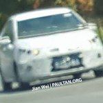 2016 Proton Persona front snapped testing