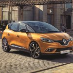 2016 Renault Scenic leaked image