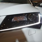 2016 Skoda Superb headlamp launched in India