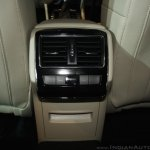 2016 Skoda Superb rear HVAC system launched in India