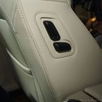 2016 Skoda Superb seat controls launched in India
