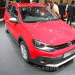 2016 VW Cross Polo at the Auto Expo 2016