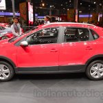 2016 VW Cross Polo side at the Auto Expo 2016
