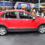 2016 VW Cross Polo side profile at the Auto Expo 2016