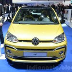 2016 VW Up! (facelift) front at the 2016 Geneva Motor Show