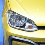 2016 VW Up! (facelift) headlamp at the 2016 Geneva Motor Show