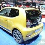 2016 VW Up! (facelift) rear three quarter at the 2016 Geneva Motor Show