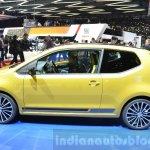 2016 VW Up! (facelift) side at the 2016 Geneva Motor Show