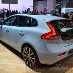 2016 Volvo V40 (facelift) rear three quarter at the 2016 Geneva Motor Show Live