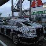 2017 Opel Insignia in Lapland Sweden