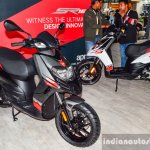 Aprilia SR 150 at Auto Expo 2016