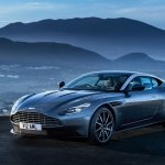 Aston Martin DB11 press image leaked front