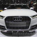 Audi A6 Allroad Quattro front at 2016 Auto Expo