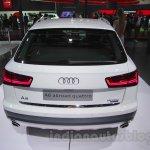 Audi A6 Allroad Quattro rear at 2016 Auto Expo