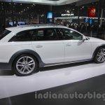 Audi A6 Allroad Quattro side profile at 2016 Auto Expo