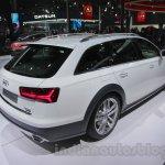 Audi A6 allroad rear three quarters right side