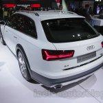 Audi A6 allroad rear three quarters