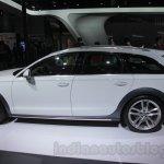 Audi A6 allroad side profile