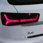 Audi A6 allroad tail lamp