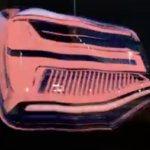Audi Q2 tail lamp teaser screenshot