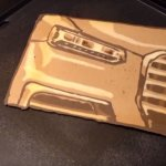 Audi Q2 teased on a pancake