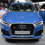 Audi RS Q3 Performance front at 2016 Geneva Motor Show