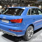Audi RS Q3 Performance rear right three quarter at 2016 Geneva Motor Show
