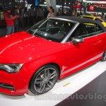 Audi S3 Cabriolet front three quarters