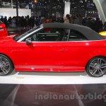 Audi S3 Cabriolet left side