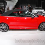 Audi S3 Cabriolet right side