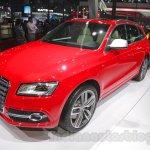 Audi SQ5 TDI front three quarters