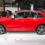 Audi SQ5 TDI side profile